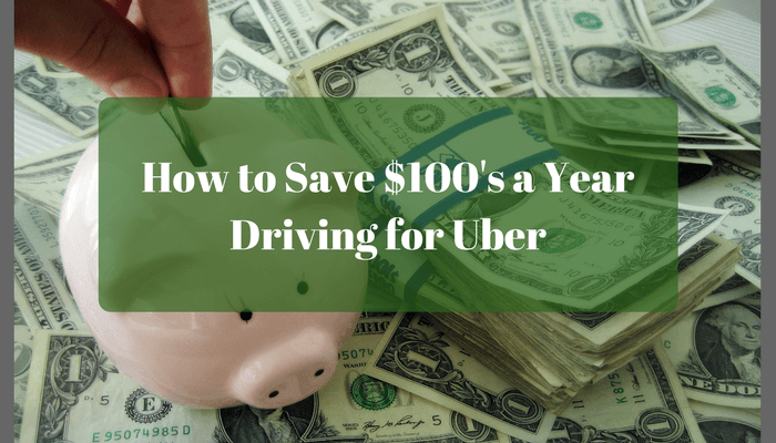How to Save $100's Taking Only a Few Uber Trips a Month