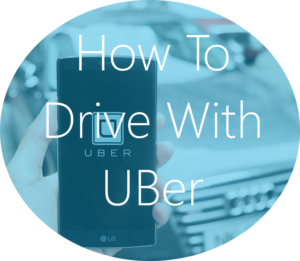 how to drive with uber